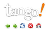 Tango theme for Firefox 2 preview